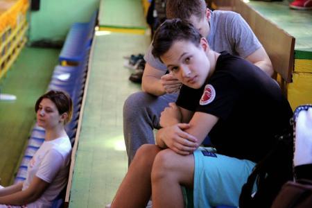 Илья Миронюк на турнире ЗЧУ 2014