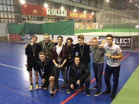 Илья Миронюк на турнире Lubart Ultimate Cup 2017