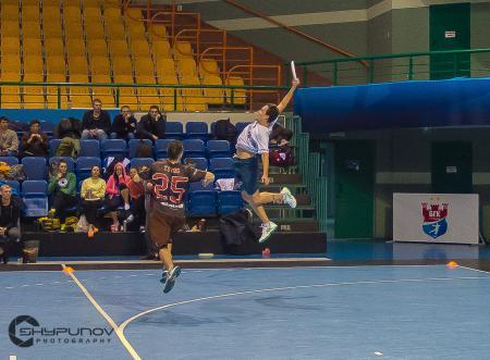 Илья Миронюк на турнире Winter Brest 2019