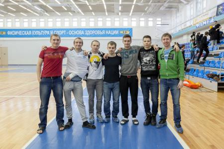 Дмитрий Мишин на турнире Лорд Новгород 2015