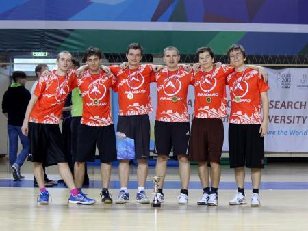 Дмитрий Мишин на турнире Оттепель 2014