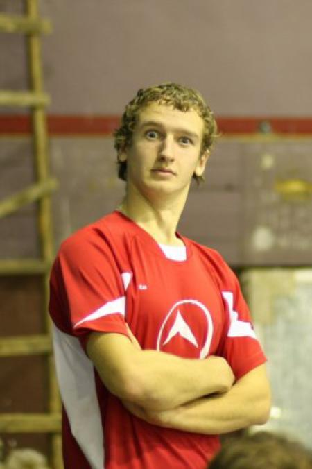 Дмитрий Мишин на турнире Точка Отсчета 2009