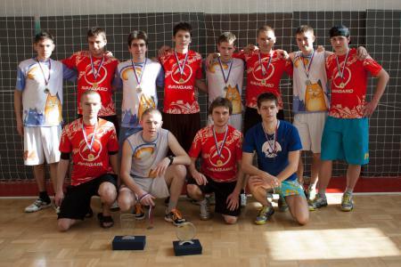 Дмитрий Мишин на турнире Оттепель 2013