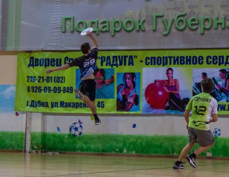 Дмитрий Мишин на турнире Кубок Дубны 2013