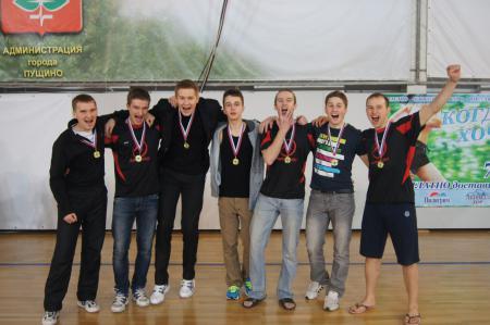 Дмитрий Мишин на турнире Весеннее обострение 2012