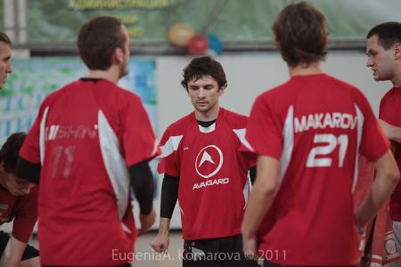 Дмитрий Мишин на турнире Запуск 2011