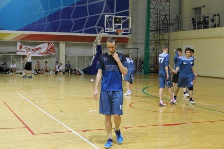 Дмитрий Мишин на турнире Оттепель 2016