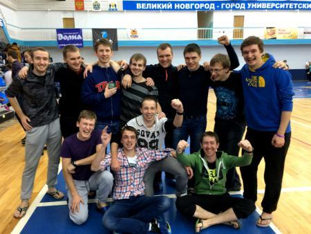Дмитрий Мишин на турнире Лорд Новгород 2016