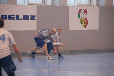 Дмитрий Мишин на турнире Минск 2016