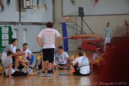 Команда Сокол натурнире ЗаПуск 2013 (Open-1, 1/14)