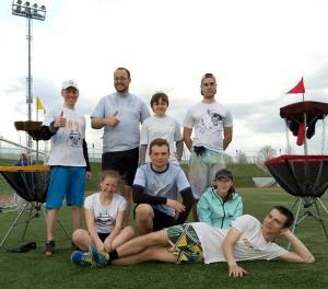 Команда Штурмовики натурнире Yaroslavl Hat' Spring 2015 (Микс дивизион, 6/10)