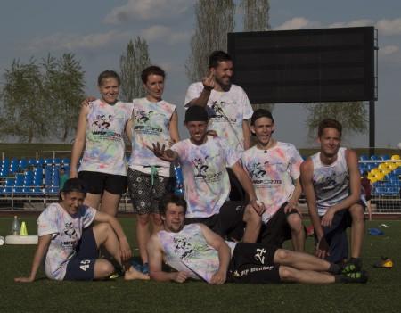 Команда Команда Сергея Лещинского натурнире МФЛД 2013 (1 дивизион, 11/12)