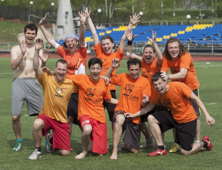 Команда Команда Толоченко Александр натурнире МФЛД 2013 (2 дивизион, 9/12)