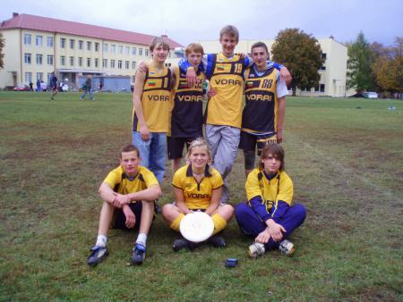 Команда K'team'as натурнире LUC 2007 (ОД, 7/12)