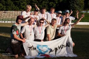 Команда x3 натурнире ОЧУ 2011 (ОД, 1/16)
