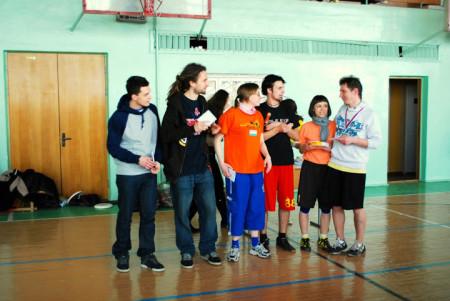 Команда Драконы натурнире ОПА, ХЭТ! 2011 (ОД, 2/8)