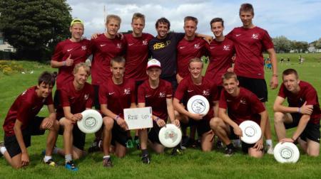 Команда Latvia натурнире WJUC 2012 (U20 Open, 19/20)