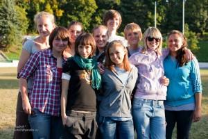 Команда Шестое Солнце натурнире ОЧУ 2011 (ОД, 15/16)