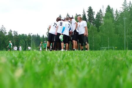 Команда JUPITER натурнире 2й этап Финской Лиги 2011 (ОД, 6/9)