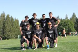 Команда Shadows натурнире 2й этап Финской Лиги 2012 (ОД, 8/10)