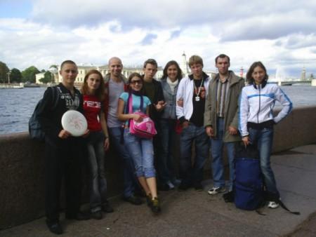 Команда Сборная Нижнего Новгорода натурнире ОЧР 2006 (ОД, 4/12)