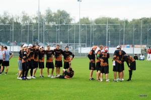Команда Stoly Ultimate натурнире EUCS NE 2009 (ОД, 7/16)