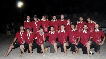 Команда Switzerland натурнире WCBU 2011 (ОД, 3/18)