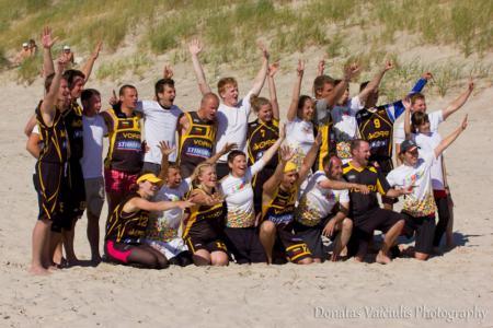Команда Vorai натурнире Sun Beam 2012 (Микс дивизион, 1/10)