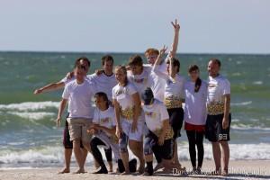 Команда i-Free натурнире Sun Beam 2012 (Микс дивизион, 2/10)
