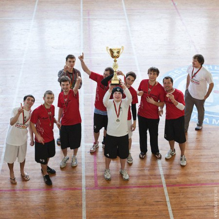 Команда Долгорукие натурнире Минск 2012 (ОД, 1/16)
