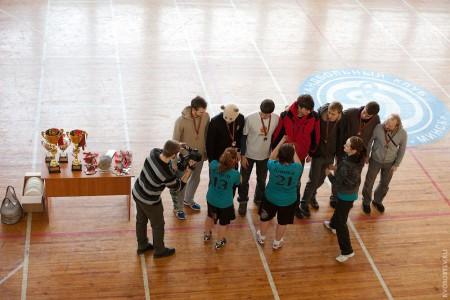 Команда ЮПитер натурнире Минск 2012 (ОД, 3/16)