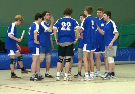 Команда Novgorod Bears натурнире Kick in de Kok 2004 (ОД, 2/20)