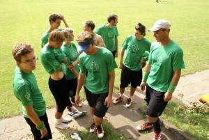Команда LuckyGrass натурнире VUC 2008 (ОД, 4/6)