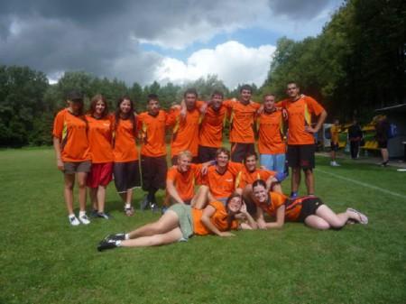 Команда Enclave натурнире VUC 2008 (ОД, 6/6)