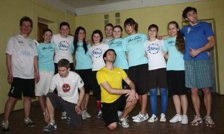 Команда x3орачкi натурнире Мартовские Игры 2011 (ОД, 2/7)