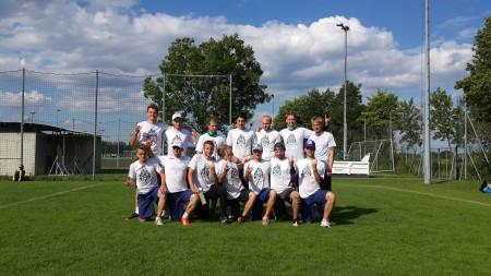 Команда x3 Ultimate Club натурнире EUCR East O+W 2015 (ОД, 11/12)