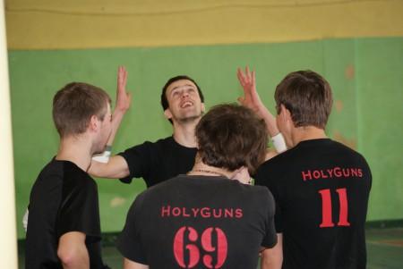 Команда Холиганз натурнире Мартовские Игры 2011 (ОД, 3/7)