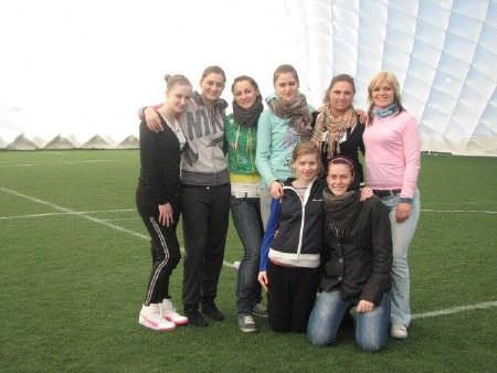 Команда Bubblicious натурнире Kick in de Kok 2011 (ЖД, 5/10)