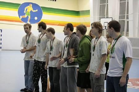 Команда LuckyGrass - НаноБио версия натурнире Минск 2010 (ОД, 3/16)
