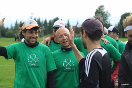 Команда Lucky Grass натурнире EUCR NE 2010 (ОД, 9/11)