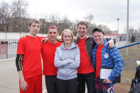Команда Кострома натурнире Кубок Конструкторов 2011 (ОД, 10/12)