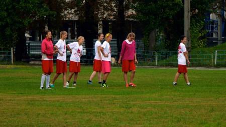 Команда Белки натурнире ДП-03, 2013 (ОД, 8/8)