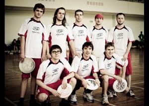 Команда Спинин натурнире Закрытие зального сезона 2010 (ОД, 1/10)