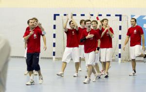 Команда Долгорукие натурнире Минск 2011 (ОД, 1/16)