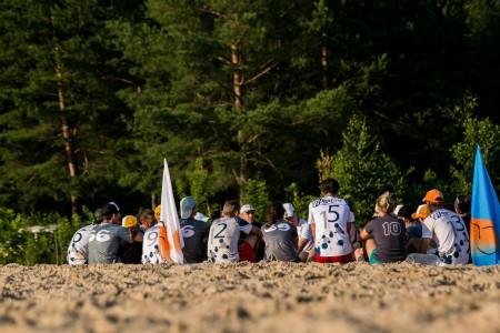 Команда ФряCrew натурнире Самый Песок 2015 (ОД, 11/12)