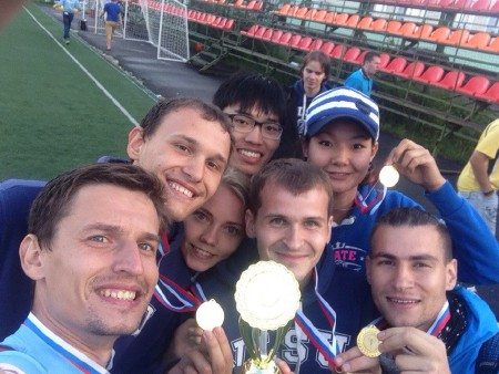 Команда Gears-United натурнире Князь Владимир 2015 (ОД, 8/8)