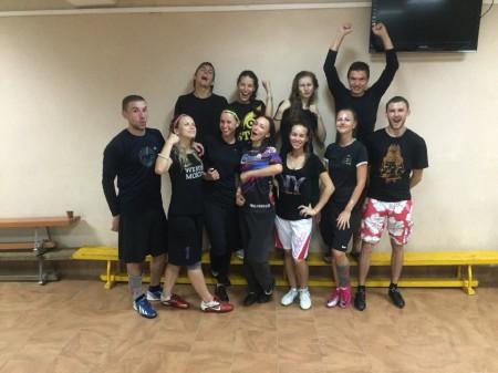 Команда Банши натурнире Князь Владимир 2015 (ОД, 5/8)