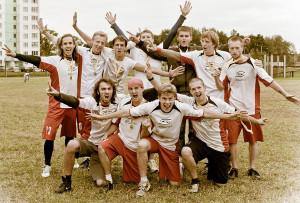 Команда Спинин натурнире Чемпионат Беларуси 2010 (ОД, 1/5)