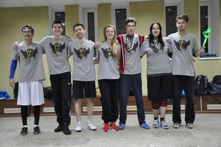 Команда Ход конём натурнире ЗЧХ-6 2013 (Standard-level, 2/8)