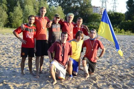 Команда Pixels натурнире ПАБ-2014 (Командный, 2/5)